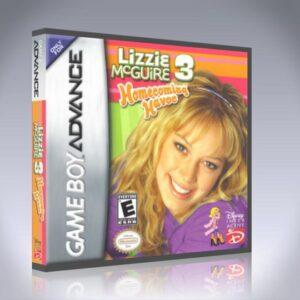 GameBoy Advance - Lizzie McGuire 3: Homecoming Havoc