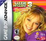 GameBoy Advance - Lizzie McGuire 3: Homecoming Havoc (front)