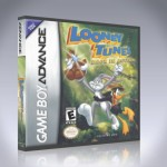 GameBoy Advance - Looney Tunes Back in Action