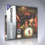 GameBoy Advance - Lord of the Rings, The: The Fellowship of the Ring