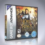 GameBoy Advance - The Lord of the Rings: The Return of the King