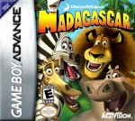 GBA - Madagascar (front)