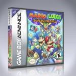 GameBoy Advance - Mario & Luigi Superstar Saga