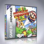 GameBoy Advance - Mario Pinball Land