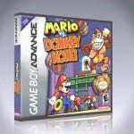 GameBoy Advance - Mario vs. Donkey Kong