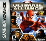 GBA - Marvel Ultimate Alliance (front)