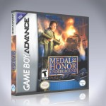 GameBoy Advance - Medal of Honor Underground