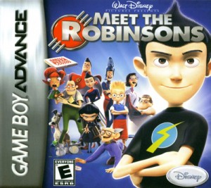 GBA - Meet the Robinsons (front)