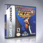 GameBoy Advance - MegaMan Battle Network 3 Blue Version