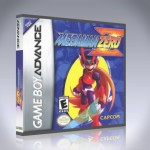 GameBoy Advance - MegaMan Zero