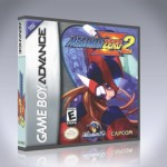 GameBoy Advance - MegaMan Zero 2