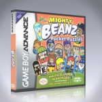 GameBoy Advance - Mighty Beanz Pocket Puzzles