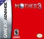 GameBoy Advance - Mother 3 (front)
