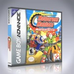 GameBoy Advance - Motocross Maniacs Advance