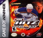 GBA - NHL Hitz 2003 (front)