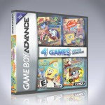 GameBoy Advance - Nicktoons Collection