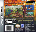 GameBoy Advance - Pirates of the Caribbean: Dead Man's Chest (back)