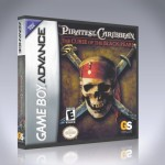 GameBoy Advance - Pirates of the Caribbean: The Curse of the Black Pearl