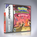 GameBoy Advance - Pokemon Mystery Dungeon: Red Rescue Team