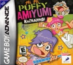 GBA - Puffy Amiyumi Kaznapped! (front)