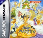 GBA - Rave Master: Special Attack Force! (front)