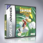 GameBoy Advance - Rayman Advance