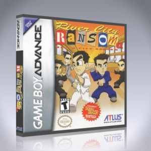 GameBoy Advance - River City Ransom EX