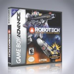 GameBoy Advance - Robotech: The Macross Saga
