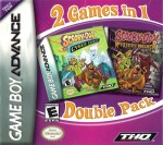 GBA - Scooby-Doo Double Pack, 2 Games in 1 (front)