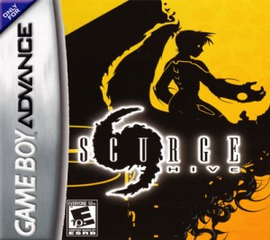 GBA - Scurge Hive (front)