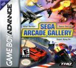 GBA - Sega Arcade Gallery (back)