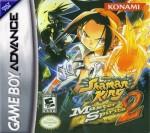 GBA - Shaman King Master of Spirits 2 (front)