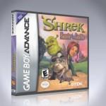 GameBoy Advance - Shrek: Hassle at the Castle