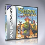 GameBoy Advance - Shrek: Reekin' Havoc