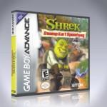 GameBoy Advance - Shrek Swamp Kart Speedway