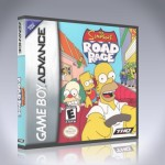 GameBoy Advance - Simpsons Road Rage