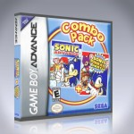 GameBoy Advance - Sonic Combo Pack, Sonic Advance & Sonic Pinball Party