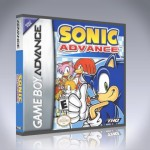 GameBoy Advance - Sonic Advance