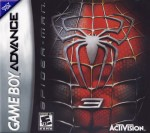 GBA - Spider-Man 3 (front)