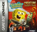 GBA - Spongebob Squarepants: Creature from the Krusty Krab (front)