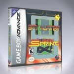 GameBoy Advance - Spy Hunter / Super Sprint