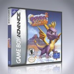 GameBoy Advance - Spyro 2: Season of Flame