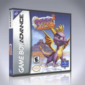 GameBoy Advance - Spyro 2: Season of Flame