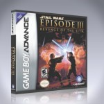 GameBoy Advance - Star Wars Episode III: Revenge of the Sith