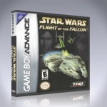 GameBoy Advance - Star Wars: Flight of the Falcon
