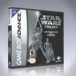 GameBoy Advance - Star Wars Trilogy: Apprentice of the Force