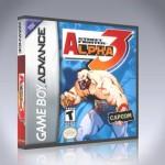 GameBoy Advance - Street Fighter Alpha 3