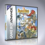 GameBoy Advance - Summon Night Swordcraft Story