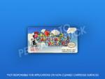 GameBoy Advance - Super Mario Advance 2 Label