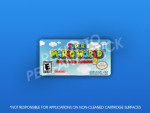 GameBoy Advance - Super Mario Advance 2 Label